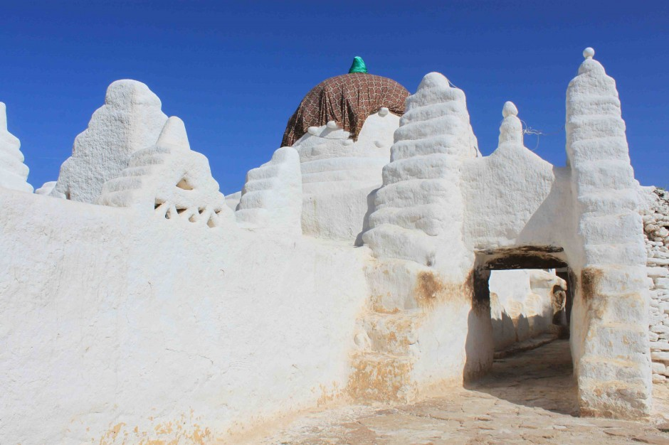 The Shrine of Dire Sheik Hussein