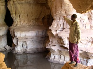 The Cave of Sof Omar