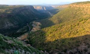 Wabe Gorge